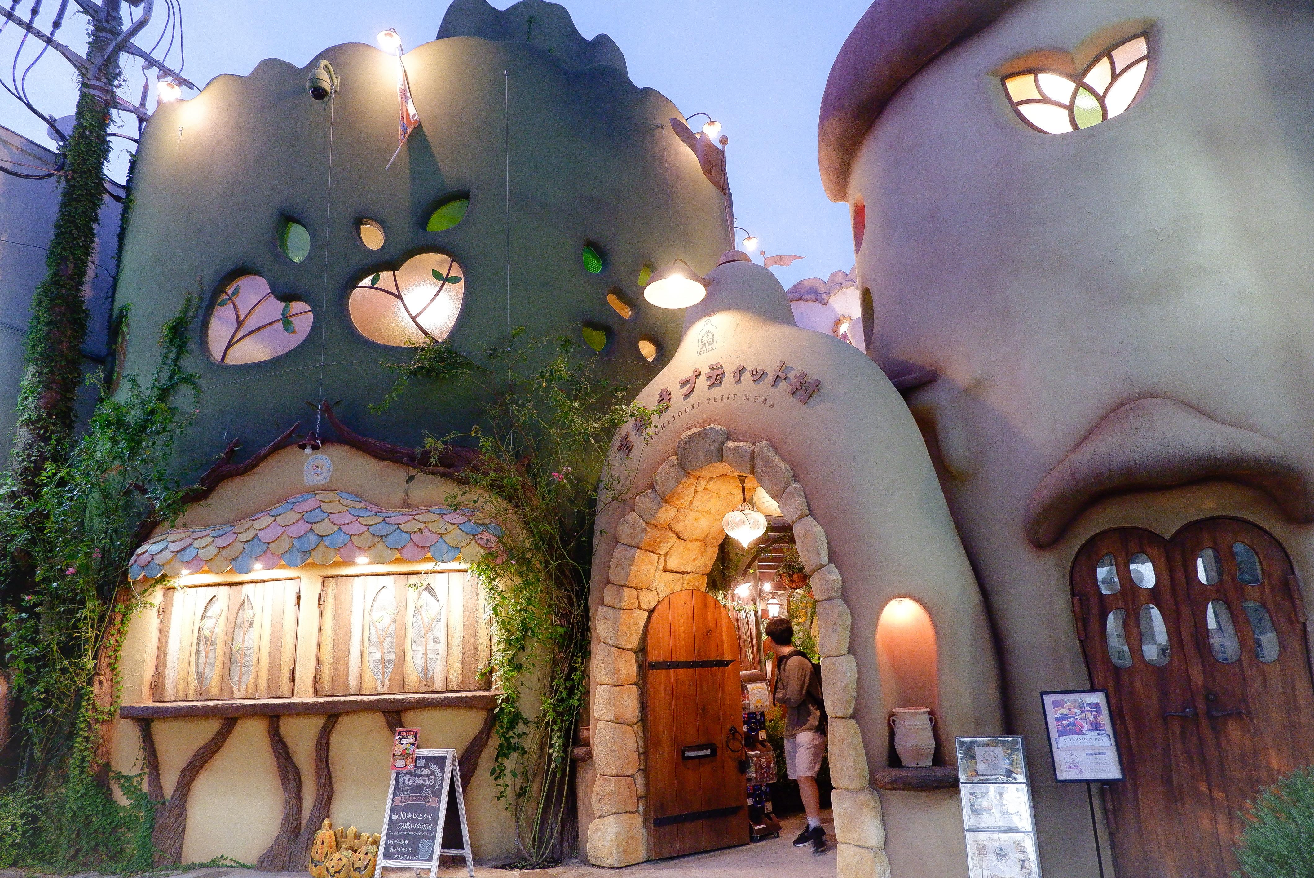 The Most Ghibli Esque Cat Cafe In Tokyo Temari No Oshiro Zeenfinity